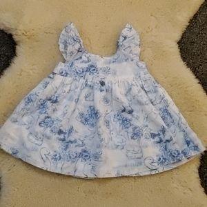 Baby Gap Pinafore Dress 3-6 Months